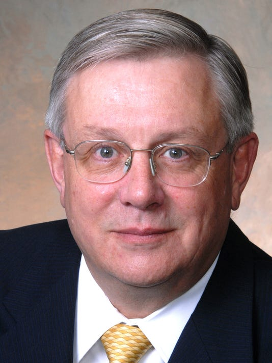 Earl H. Potter III st. cloud state university president