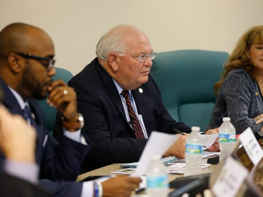 "Sen. Bill Montford proposed a bill that would give schools an ""I"" grade and another that would allow students to have alternate pathways to high school graduation."