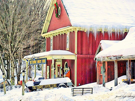 The Vermont Country Store in Rockingham