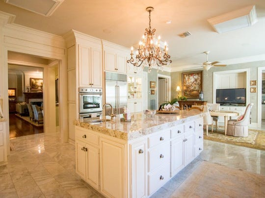 This home is located at 106 Riverbriar in Lafayette and is listed at $3.5M.