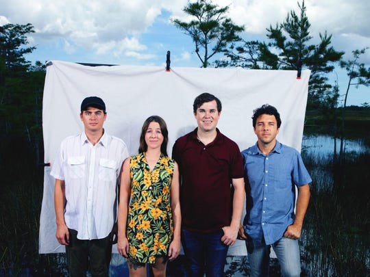 Surfer Blood will perform Thursday at the Haunt.