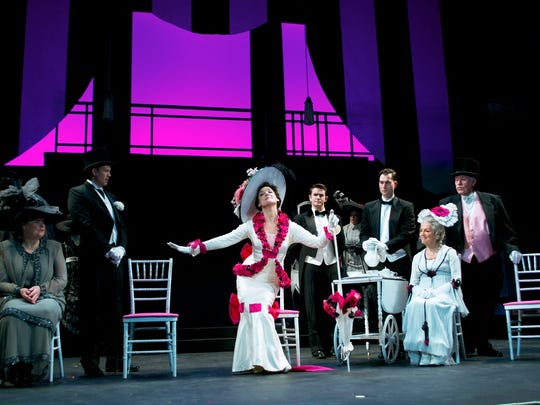 "Algonquin Arts Theatre's ""My Fair Lady"" is among the"