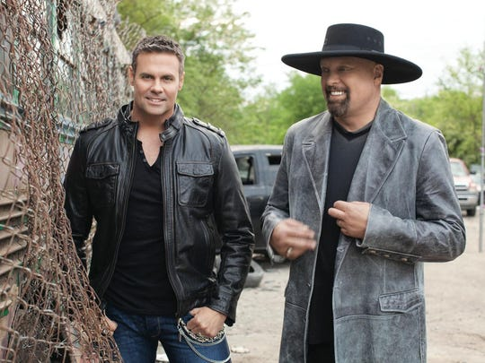 Montgomery Gentry will take the stage at 6:30 p.m.