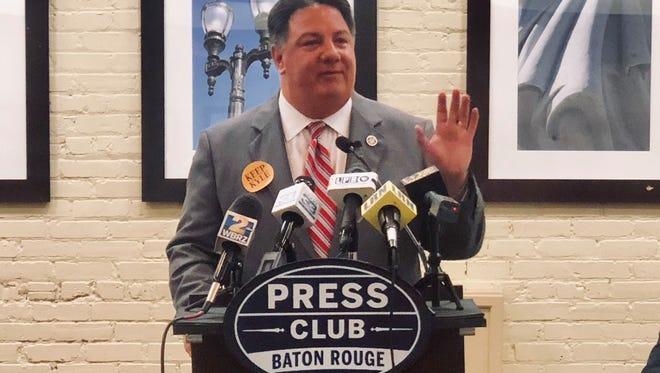 Kyle Ardoin, Republican, Baton Rouge