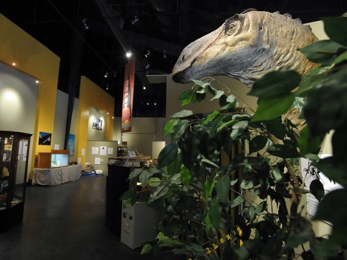 Put the Great Plains Dinosaur Museum in Malta on your must-see list for the summer.