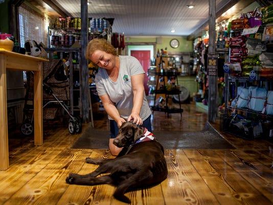 PTH0701 LUCYS DOG HOUSE