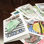 Vietnam veterans have their day: School children send cards of thanks