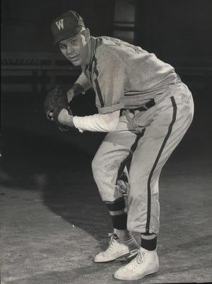 Harvey Kuenn played baseball for the Wisconsin Badgers.