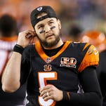 Which NFL teams might be considering AJ McCarron