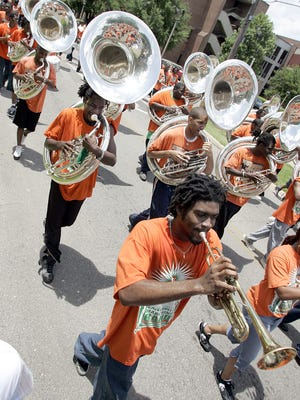 FAMU's Marching 100 might be performing in TSU's homecoming if the schools agree on the cost of transportation.