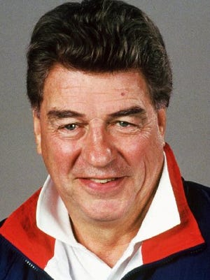 Some of former Piston coach Chuck Daly's memorabilia is up for auction.