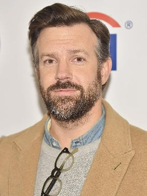 "Actor Jason Sudeikis attends the New York screening of ""Tumbledown"" at AMC Empire on February 8, 2016 in New York City."