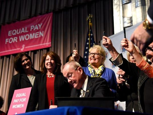 Equal Pay Bill