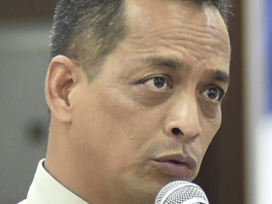 Sen. Frank Aguon Jr. D-Yona Didn't respond to emails or calls