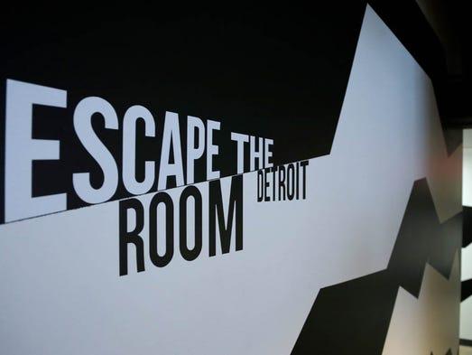 Escape Room Downtown Detroit