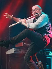 Ian Anderson presents Jethro Tull at Comerica Theatre in Phoenix on May 30, 2018.