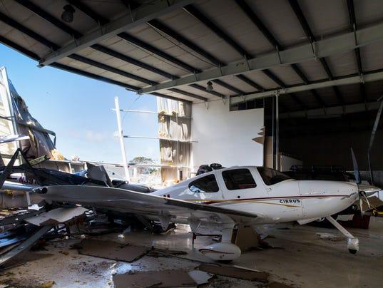 NDN 0910 Irma Airport 001