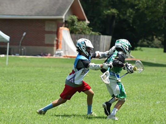 Middle Tennessee has numerous youth lacrosse programs,