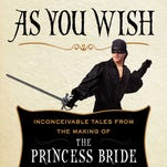 """Book cover of """"As You Wish: Inconceivable Tales from the Making of The Princess Bride"""" by Cary Elwes."""