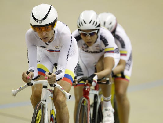 Colombia Cycling Olympics