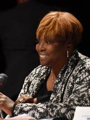 Iris Taylor, DPSCD school board chair