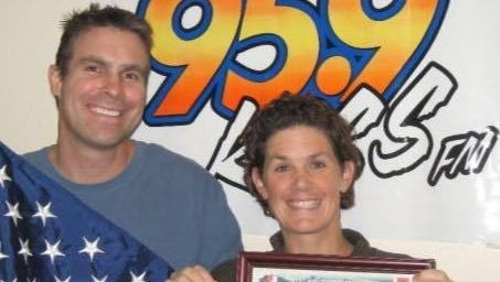 Morning show co-hosts Doug & Mary are no longer on the air at KISS-FM. The Top 40 station made the announcement Sept. 1 but did not provide any additional details.