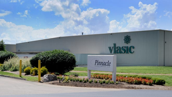 Allen Harim wants to turn this old Vlasic Pickle factory into a poultry plant.