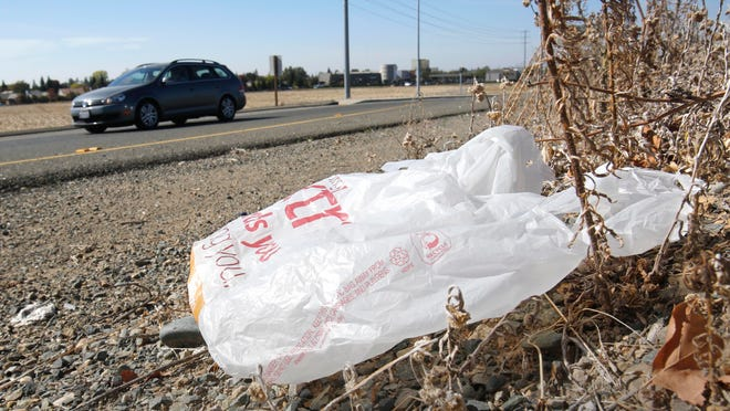 Calif. Gov. Jerry Brown signed legislation on Tuesday imposing the nation's first statewide ban on single-use plastic bags.