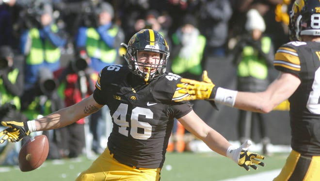 George Kittle is certainly not the biggest tight end, but the former wide receiver is an impressive blocker with above-average athleticism.