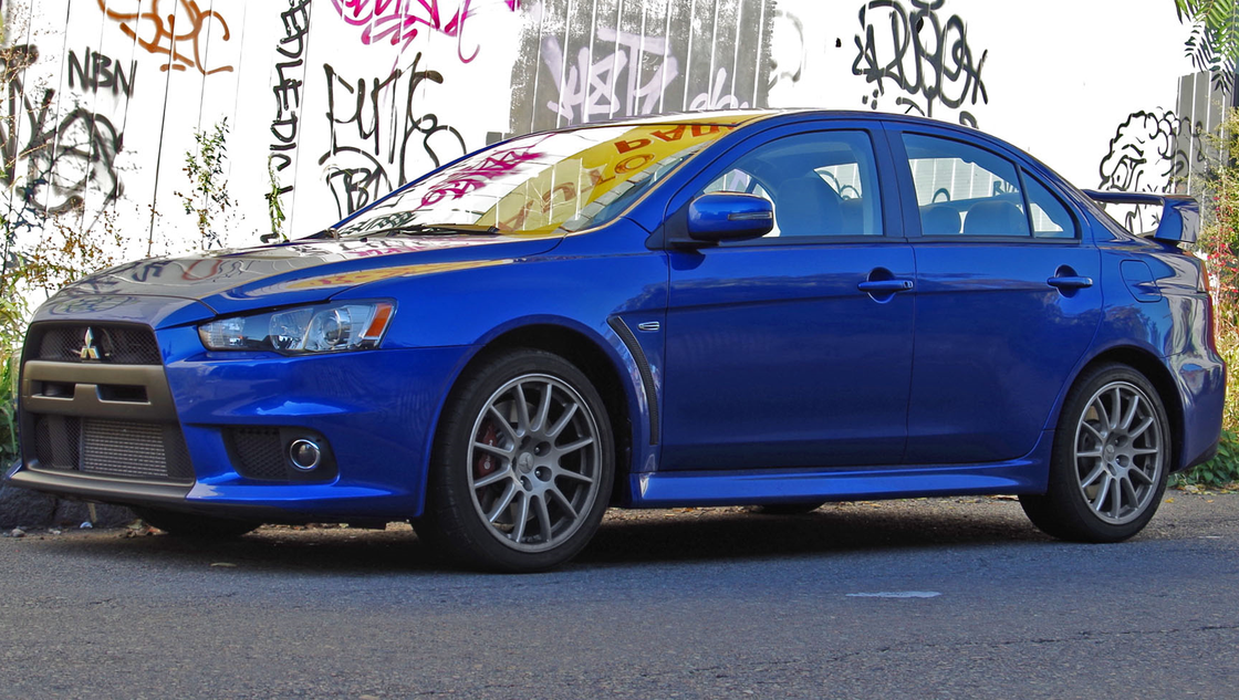Review: Last chance to catch Mitsubishi Lancer Evo