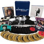 "Bob Dylan's ""The Cutting Edge"" will be available in three versions, including this deluxe edition."