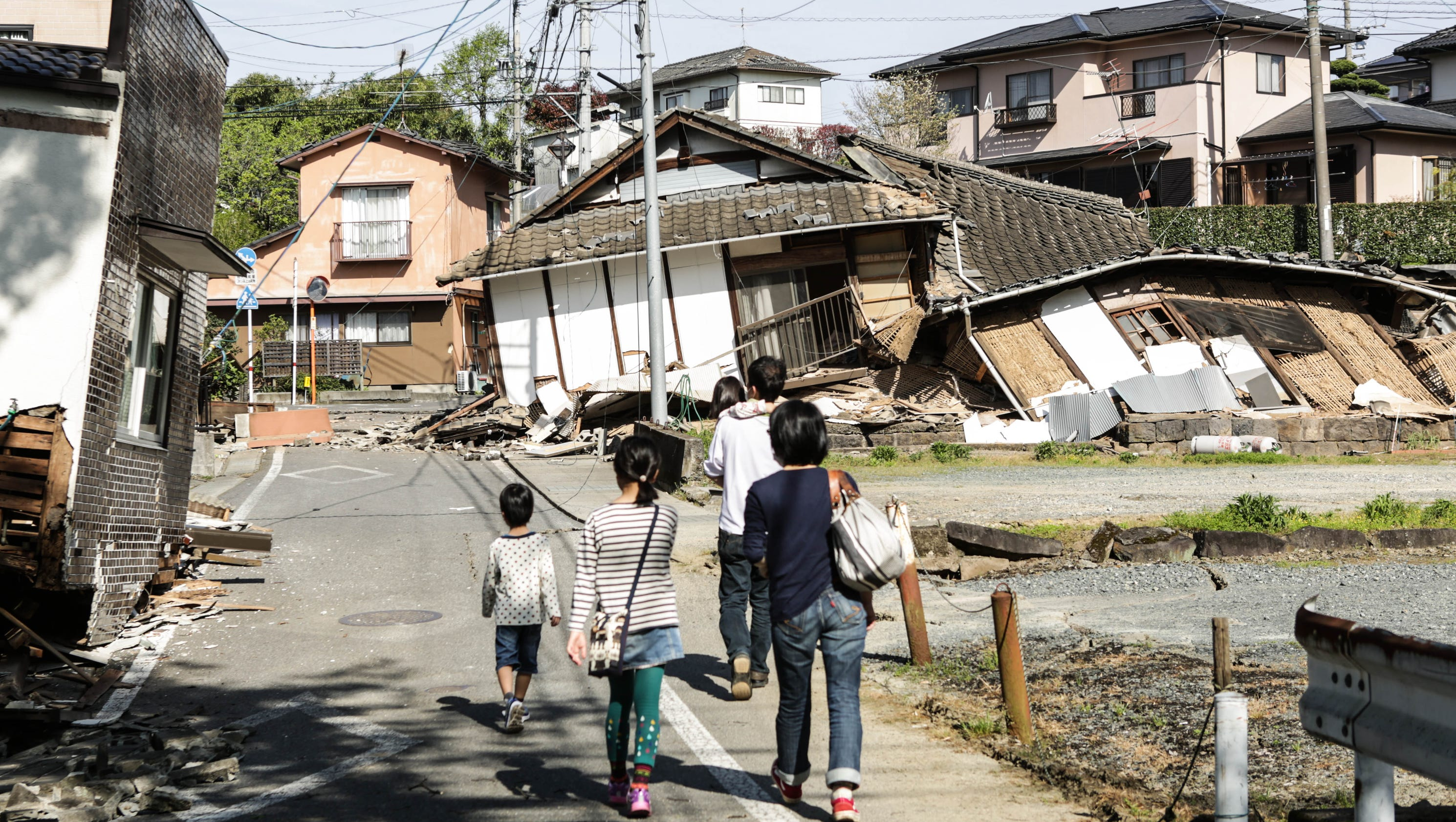 'Buried alive': Japan rushes to aid earthquake victims as ...
