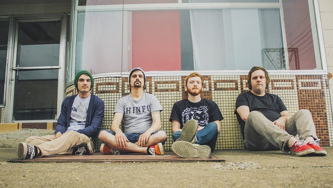 Newark-based band Creature Comforts has had a successful year.