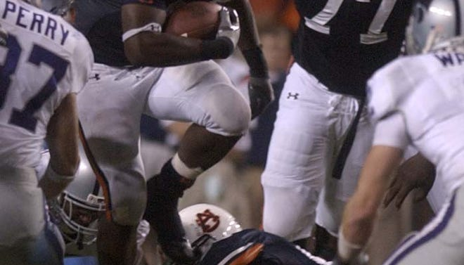 Auburn's game at Kansas State on Sept. 18 is sold out.