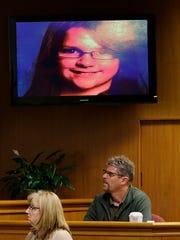 William Weier, father of  Anissa Weier, testifies during