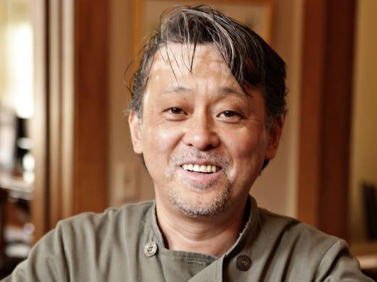 Chef Nobuo Fukuda will appear at the 2016 azcentral