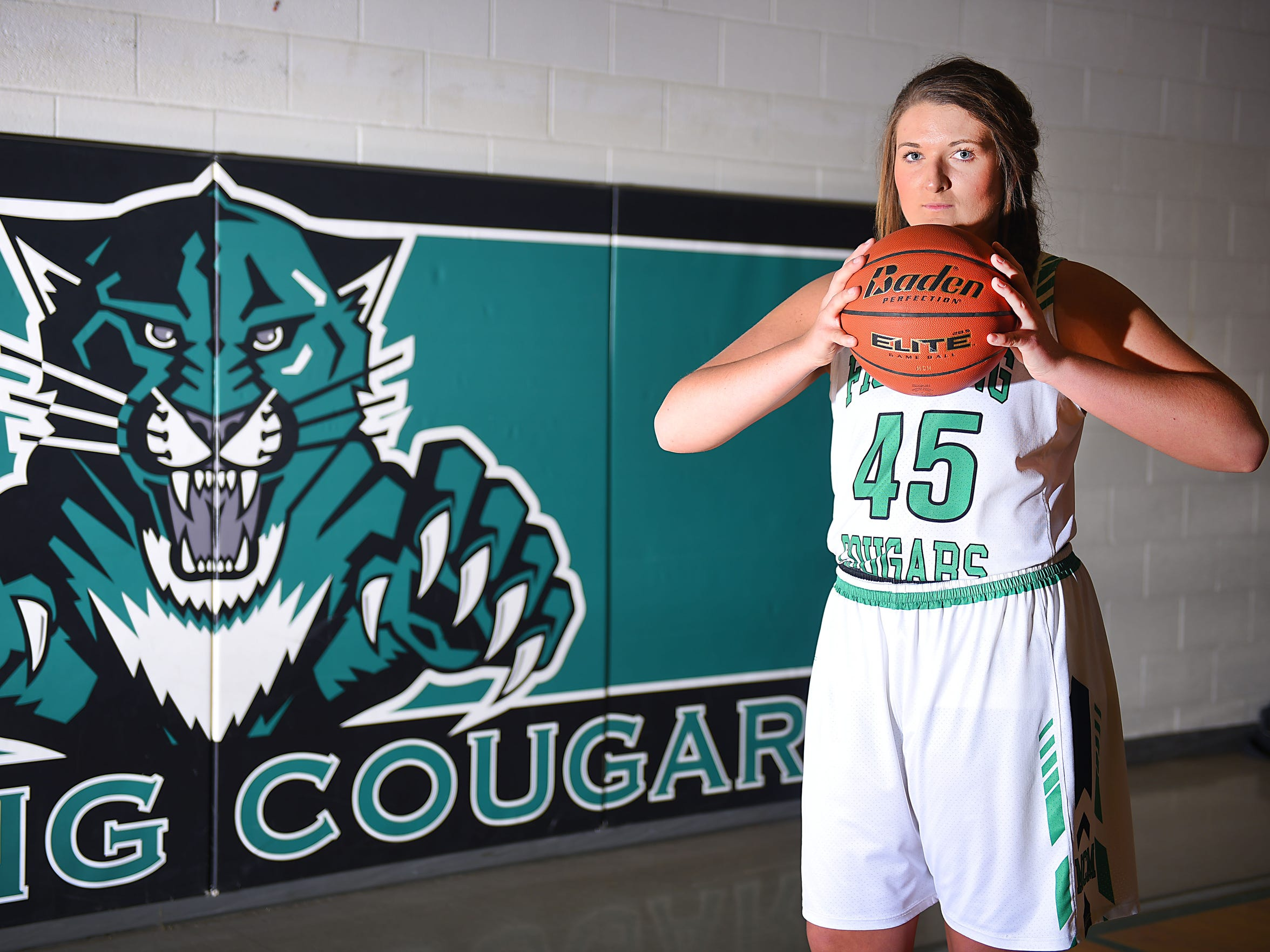 McCook Central/Montrose senior Morgan Koepsell for