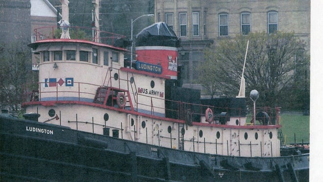 The history of the Tug Ludington will be one in a series of of presentations by the Kewaunee County Historical Society each Saturday in the month of February.