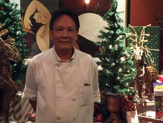 DiamondHead Beach Resort chef