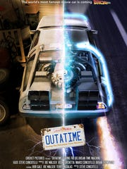 "Wisconsin native filmmaker Steve Concotelli's ""OUTATIME: Saving the DeLorean Time Machine"" is one of the feature-length films getting a screening at the Wildwood Film Festival."