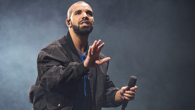 Drake scored 2016's most-consumed album overall with his streaming juggernaut 'Views.'
