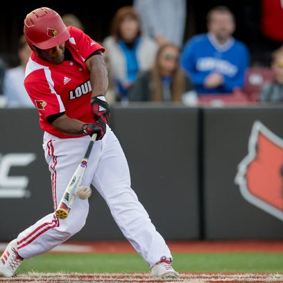 No. 20 Louisville baseball overpowers No. 6 Kentucky with offensive firepower