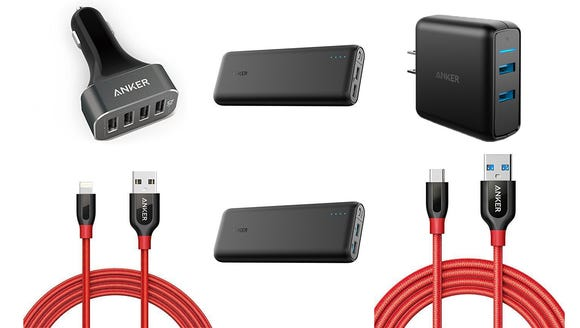 Get all the charging accessories you could ever need