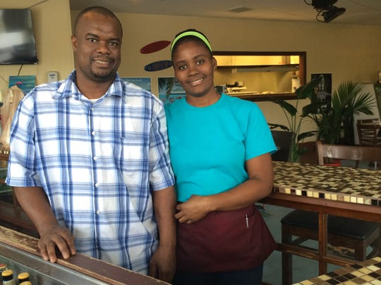 Rupert and Marvia Powell, classically trained chefs who've worked in resorts from Montego Bay to South Beach to Boce Grande, opened Caribbean Flair International Grill on Fort Myers Beach in January.