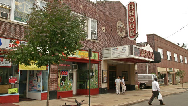 The Brook Theatre in Bound Brook is one of the historic sites to receive preservation grants in Somerset County.