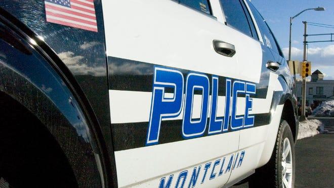 Montclair Police car