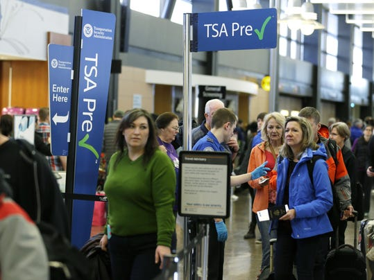 Airlines-PreCheck Problems