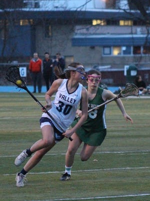 Madison Phillips (30) has helped lead Wayne Valley to a 6-2 record.