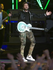 Thomas Rhett will headline Summerfest's American Family Insurance Amphitheater on opening day June 26, a little over a year after opening for Kenny Chesney's sold-out Miller Park show.