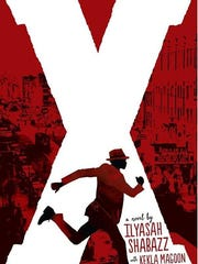 """X: A Novel,"" Ilyasah Shabazz, Kekla Magoon, Candlewick Press"